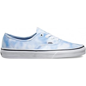 Vans Authentic Shoes - (Tie Dye) Palace Blue
