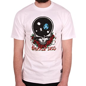 Grizzly x Grateful Dead Your Face T-Shirt - White