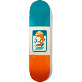 Girl Biebel The Totem Skateboard Deck 8