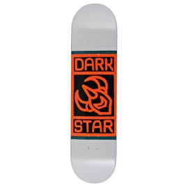 Darkstar Block Skateboard Deck - Grey 8