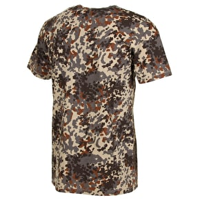 WeSC SC Flecktarn T-Shirt - White Pepper