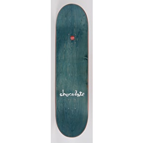 Chocolate Door Hangers Hsu Skateboard Deck - 8.125