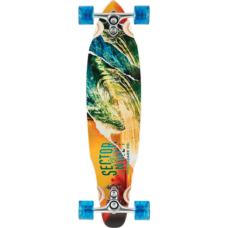 "Sector 9 Chamber 16 33.125"" Complete Longboard"