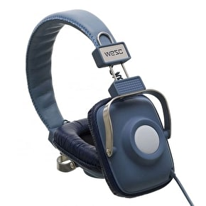 WeSC Maraca Seasonal Headphones - Mechanical Blue