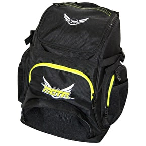 Mota Backpack - Black/Yellow