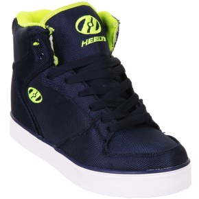 Heelys Cart 2.0 - Navy/Neon Yellow