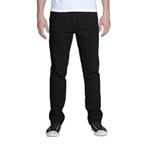 Kr3w K Slim Denim Jeans - Jet Black