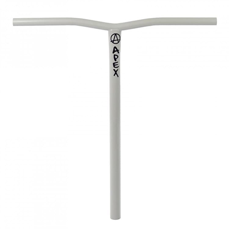 Apex Bol SCS Scooter Bars - Light Grey