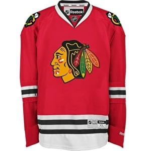 Reebok Official NHL Premier Jersey-Chicago Blackhawks