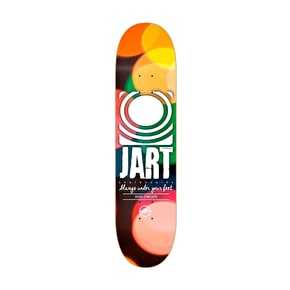 Jart Skateboard Deck - Night 8