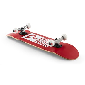 Enuff Block Icon Complete Skateboard - Red