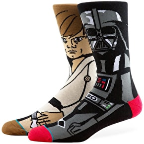 Stance x Star Wars Force Socks
