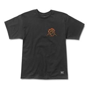 Grizzly Blazing Trails T-Shirt - Black