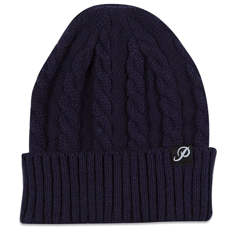 Primitive Shout Beanie - Navy