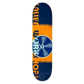Alien Workshop Logo Skateboard Deck - Sonic 2.0 7.75