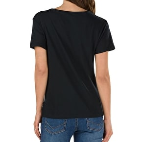 Vans Timeless Womens T-Shirt - Black