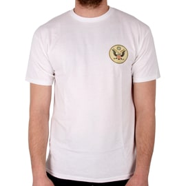 Diamond Supply Co Heavyweight Seal T-Shirt - White