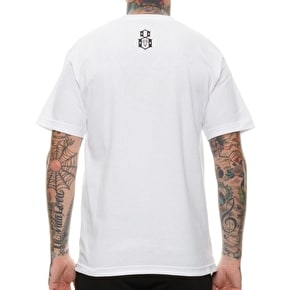 Rebel8 Feeling Rowdy T-Shirt - White