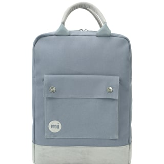 Mi-Pac Canvas Tote Backpack - Charcoal