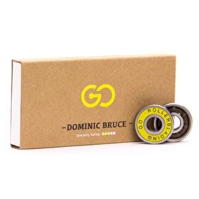 Go Project Skate Bearings - Dom Bruce