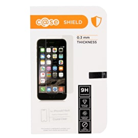 C@se Shield Tempered Glass iPhone 6-8 Case