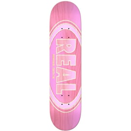 Real Oval Duo Fades Skateboard Deck