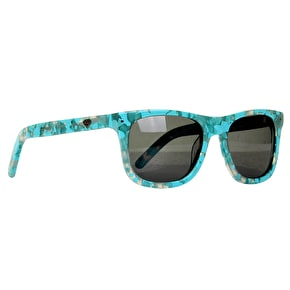 Diamond Vermont Polarised Sunglasses - Diamond Blue