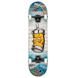 Rocket Music Series Complete Skateboard - Hip Hop