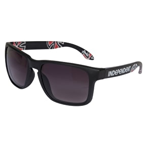 Independent Cross/Bar Sunglasses - Black