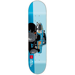 Chocolate Monster Trucks Skateboard Deck - Johnson 8.125