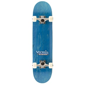 Voltage Graffiti Logo Complete Skateboard - Blue