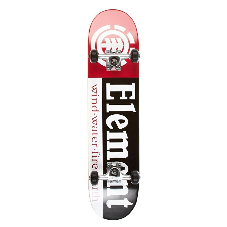 Element Section #2 Complete Skateboard 7.5""