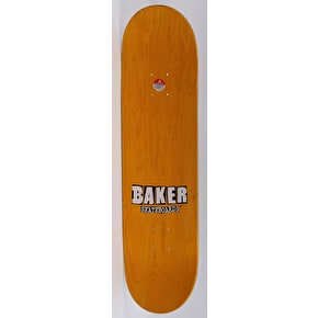Baker Good Days Skateboard Deck - Nuge 8.125