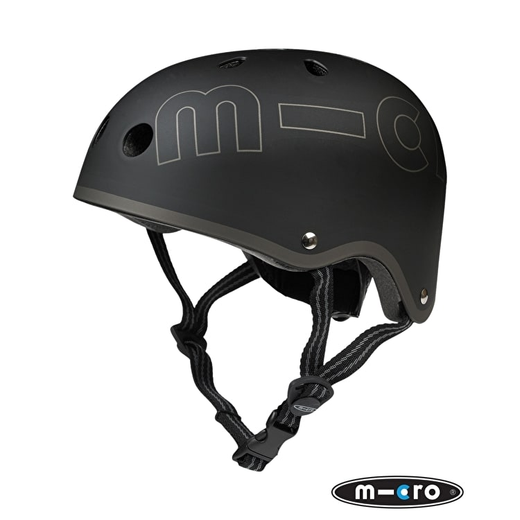 B-Stock Micro Safety Helmet - Black Small 48-53cm (Marked)