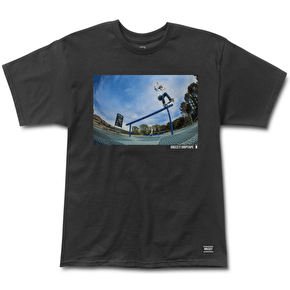 Grizzly Torey Schoolyard T-Shirt - Black