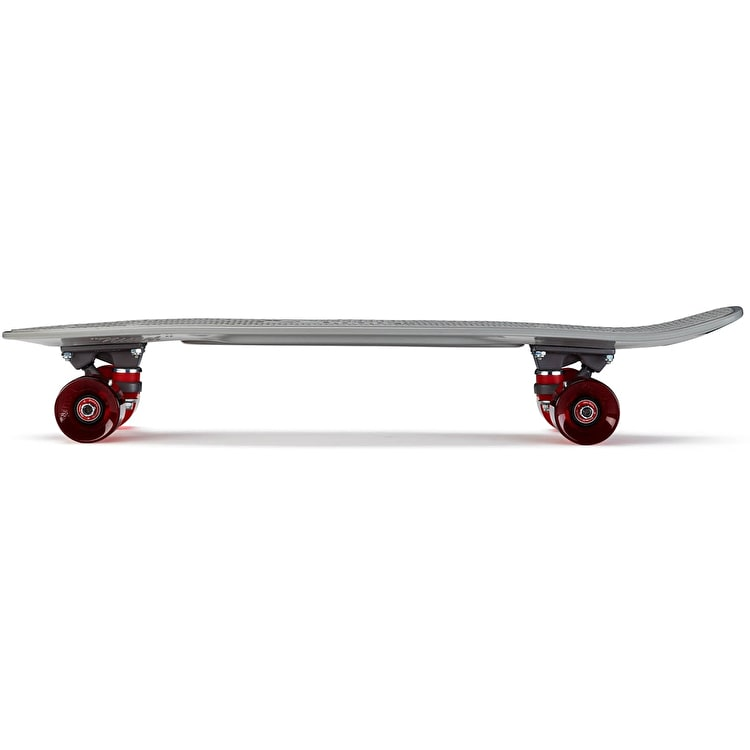 Penny Nickel Complete Cruiser Skateboard - Battleship 27""