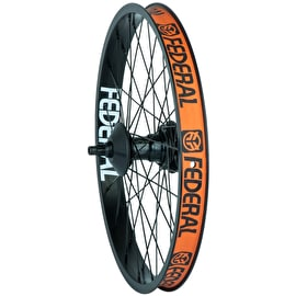 Federal LHD 9 Tooth Stance Motion Freecoaster  BMX Wheel - Black