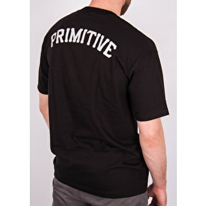 Primitive Slab Arch T-Shirt - Black