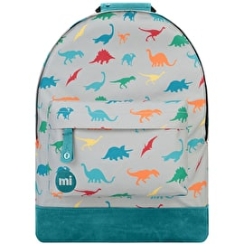 Mi-Pac Mini Dinos Backpack - Concrete
