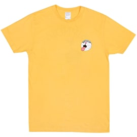 RIPNDIP Pill T-Shirt - Primrose Yellow