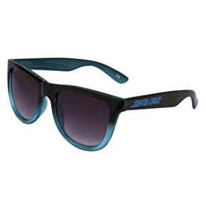 Santa Cruz Grade Sunglasses - Blue/Black