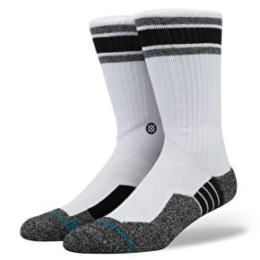 Stance Skate River Styx Socks - White