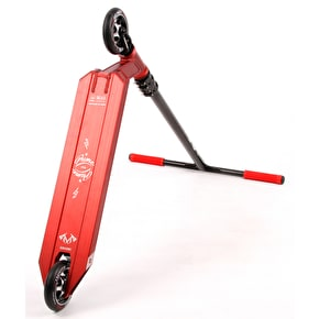 UrbanArtt Custom Scooter - Red/Black