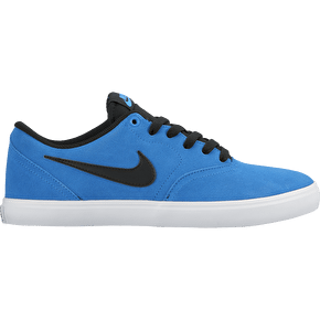 Nike SB Check Solarsoft Skate Shoes - Photo Blue/Black