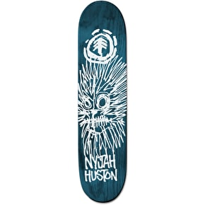 Element FOS Nyjah Lion Skateboard Deck - 7.75