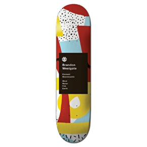 Element Skateboard Deck - Bingo Featherlight Westgate 7.75