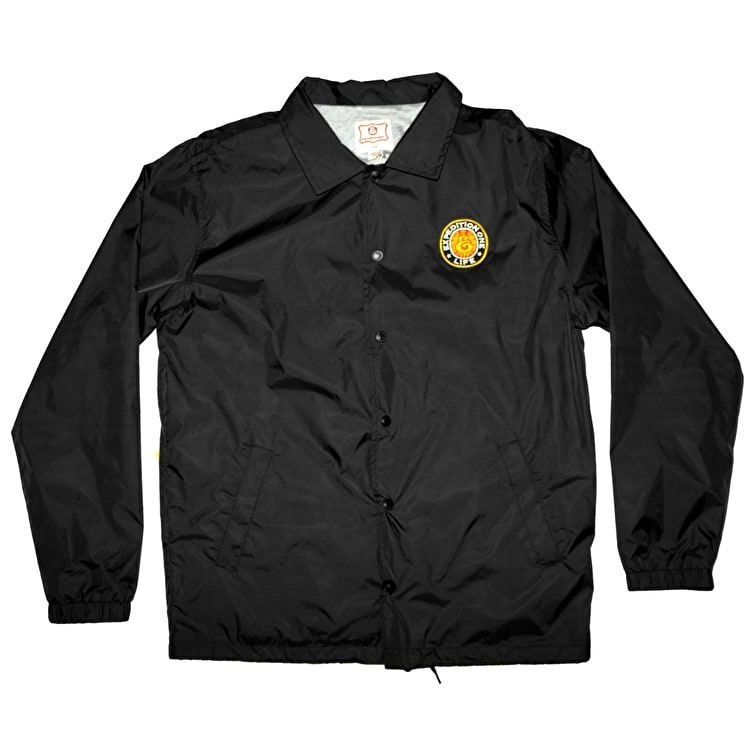Expedition One Draft Jacket - Black