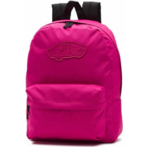Vans Realm Backpack - Fuchsia