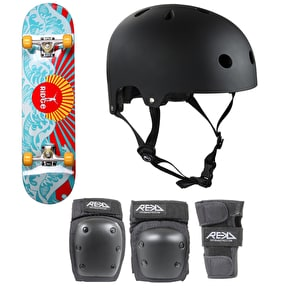 Ridge Skateboard Bundle
