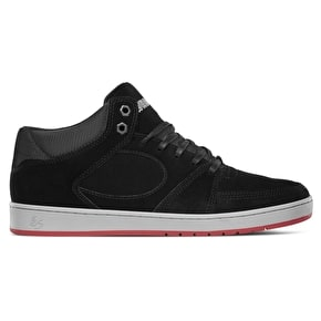 ES Accel Slim Mid x Wade Skate Shoes - Black